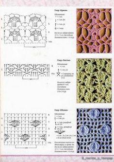 Croche e trico da Fri, Fri´s crochet and tricot: Juli 2013