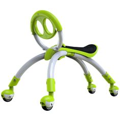 Stylish and functional, the Pewi Elite has earned many awards. Beginning walkers build strength and confidence and toddlers learn balance and coordination. YBike Pewi Elite - Green from National Sporting Goods. Toddler Learning, Toddler Toys, Kids Toys, Phil And Teds, Push Toys, Baby Fat, Ride On Toys, Outdoor Toys, Seat Pads