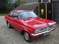 """This is the car that my nan had when I was growing up. We went all over the place in this car, castles, zoos etc. The reg was OBJ473M.  She used to remember the reg number by saying """"Oh be joyful"""""""