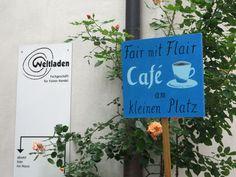 Fairtraide Kaffee und Kuchen in Laufen und Obersdorf