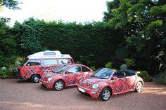 Tartan Wedding Car Hire