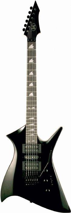 AXL Mayhem Series FireAx Electric Guitar w/ EMG Pickups - AXL-009