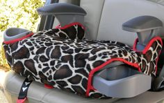 """Replacement cover for Graco Affix Booster seat cover is quilted with 1"""" batting to make the cover padded and durable.    The cover is washable and availble in other colors and prints that will encourage your child to stay seated.    The booster seat cover has elastic loops to hook on to the bottom of booster seat.    Created in a smoke free home    Other colors and prints are available on request, please allow 10 -14days for construction and shipping.    #boosterseat #gracoaffix #children…"""