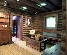 Фото интерьера дома в русском стиле