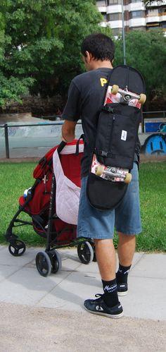 e598e95e746e Skateboard Backpack 7.5