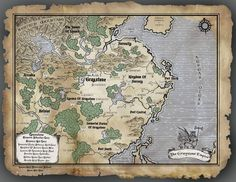 107 Best Fantasy World Maps images in 2019   Fantasy world