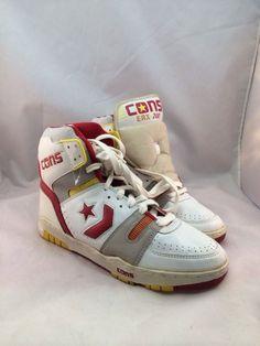 NEW MEN S 039 Converse Shoes 200 ERX May 12 Larry Bird Magic Johnson Sneakers VTG Rare | eBay