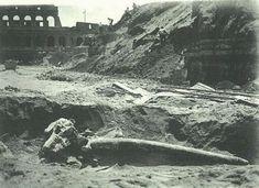 1924/1932 Lavori per la creazione di Via dei Fori imperiali