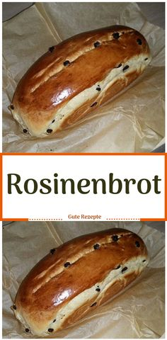 raisin bread - Sites new Easy Cake Recipes, Bread Recipes, Baking Recipes, Snickers Ice Cream, Raisin Bread, Hot Dog Buns, Food Porn, Food And Drink, Sweets