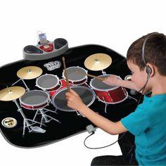 Drumstel mat  gadgethouse.nl