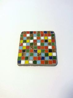 Concrete Coasters Drink Coasters Stained by DeerwoodCreekGifts, $40.00