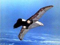 Hawk ship (Buck Rogers in the 25th Century-season 2)