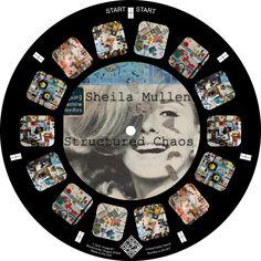 Artist Shelia Mullen Creates a Custom Reel