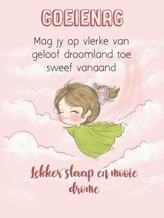 Good Night Blessings, Goeie Nag, Afrikaans, Wisdom, Night Night, Words, Quotes, Friendship, Diamond