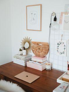 A Tour Of My Office. - KATE LA VIE