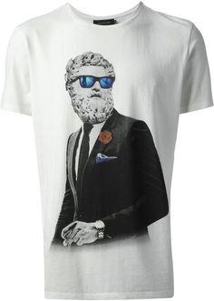 Les Benjamins graphic print t-shirt e30a752d3fe