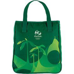 Rio 2016 Palm Trees Tote Bag