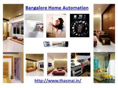 Home Automation in Bangalore - YouTube
