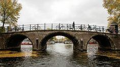 Syksyinen Amsterdam