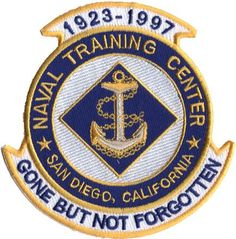 "Certainly won't be forgotten by *this* former bootcamper ! Pp:""ntc san diego Military Insignia, Navy Military, Military Life, Military Units, Navy Day, Go Navy, Military Awards, Military Service, Us Navy Recruiting"