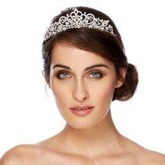Diamante tiara