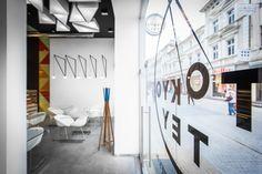 Tokyo Tey sushi store by mode:lina, Poznań – Poland » Retail Design Blog
