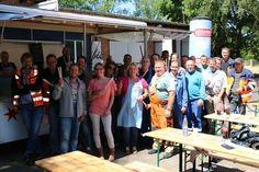 Bibis Bratwurst Butze on Tour - die mobile Mittagspause - Antenne Niedersachsen