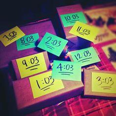 Namorada Criativa: 24 horas - 24 presentes!