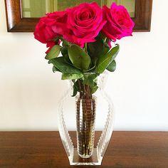 I-Shine, U-Shine vase by Eugeni Quitllet | via Instagram - thanks to @iamerni