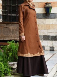 Love the #henna inspired design on this lightweight Jacket from SHUKR