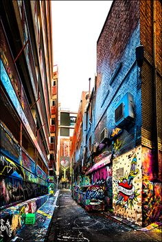 My Most Popular Image Melbourne Laneways