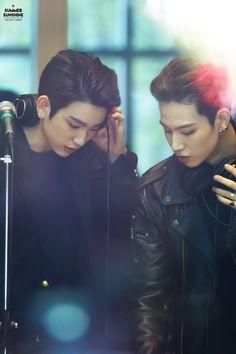 Jinyoung & JB | GOT7 (category: beautiful pics of beautiful people ^.^)