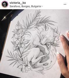 how to draw comics Tattoo Sketches, Tattoo Drawings, Body Art Tattoos, Art Sketches, Tattoo Ink, Arm Tattoo, Sleeve Tattoos, Aquarell Wolf Tattoo, Fuchs Tattoo