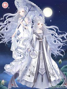 2 Princess By Orangecatty