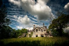 Abandoned Home by Richard Saunders on 500px