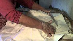 video ricetta Pane e focaccia con lievito madre-fatto a mano con forno a...