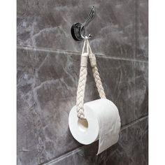 Macrame String Holder - Handmade Toilet Paper Roll or Curtain Holder - A .- Macrame String Holder – handgemachte Toilettenpapierrolle oder Vorhanghalter – A… Macrame String Holder – Handmade … - Macrame Design, Macrame Art, Macrame Projects, Macrame Knots, Macrame Mirror, Macrame Modern, Macrame Plant Hangers, Handmade Home Decor, Diy Home Decor