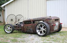 1929 Ford Rat Killer!