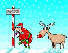 animated CHRISTMAS JOKES | Christmas humor graphics