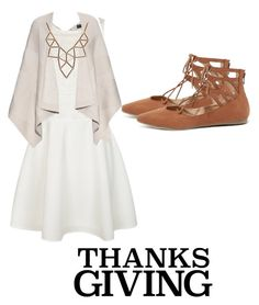 """Thanksgiving outfits"" by srgranby on Polyvore featuring Liliana, Ally Fashion, rag & bone and Chicnova Fashion"
