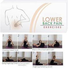 9 Best Lower Back Pain Exercises.