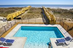 We offer a great selection of vacation rentals with private pools in North Myrtle Beach, SC, perfect for swimming or enjoying time with family and friends. Book yours NOW! Beach Office, Myrtle Beach Vacation Rentals, North Myrtle Beach, Rental Property, Private Pool, Renting A House, Pools, Real Estate, Swimming