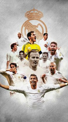 Real Madrid's Legends