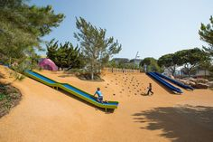 Tour Tongva Park, Santa Monica's Gorgeous New Green Space - Curbed Outside - Curbed LA