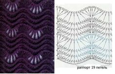Crochet Diagrams to try . . . | G-Ma Ellen's Hands – Adventures in Crochet and Knit