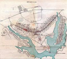 Wednesday The 21st of April is the birthday of Brasília, and this year marks fifty years since the city was inaugurated. As cities are not usually built to order, fixing a birthday for them is a ma...