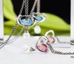 Win 1 of 2 Trollbeads Fantasy Necklaces worth over each Summer Necklace, Fantasy, Beautiful Necklaces, Pearl Necklace, Drop Earrings, Pearls, Bracelets, Troll Beads, August 2014