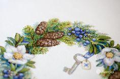 Merejka, K-104 Winter Wreath