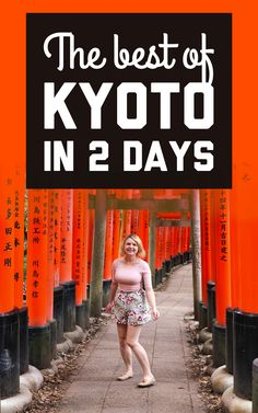 Kyoto's star attraction (in my opinion) is Fushimi Inari Shrine, featuring thousands of red torii gates that line a path on Mount Inari. Here's how to see the best attractions in Kyoto over 2 days! / A Globe Well Travelled Japan Travel Guide, Asia Travel, Travel Guides, Japanese Architecture, Travel Plan, Hiroshima, Okinawa, Kyoto, Traveling By Yourself