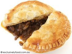 A Scottish favorite! You can use this recipe, but I cheat and use 'bisto. I LOVE steak pies Scottish Dishes, Scottish Recipes, Irish Recipes, Meat Recipes, Cooking Recipes, Scottish Meat Pie Recipe, English Meat Pie Recipe, Steak Pieces Recipes, Russian Recipes